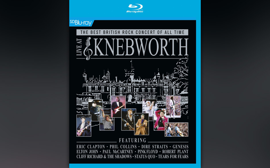 Diverse - Live At Knebworth