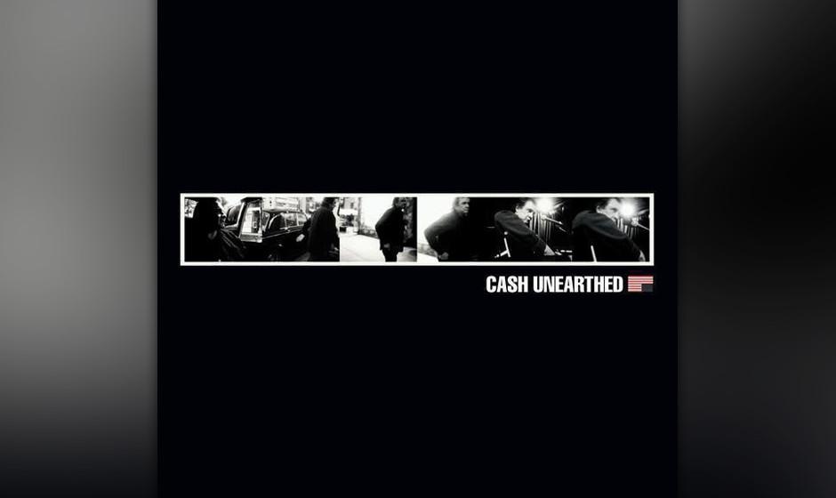 93. Johnny Cash, 'Unearthed.  Erschienen zwei Monate nach Cashs Tod 2003, vereint diese Box Raritäten und Alternativversione