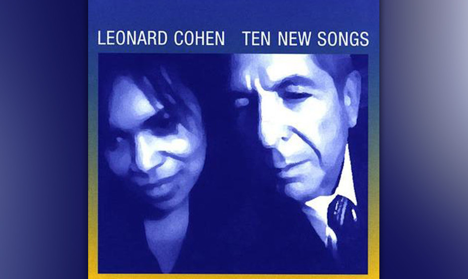 100. Leonard Cohen: Ten New Songs.  Leonard Cohens erstes Album seit neun Jahren, in denen er gegen Depressionen kämpfte und