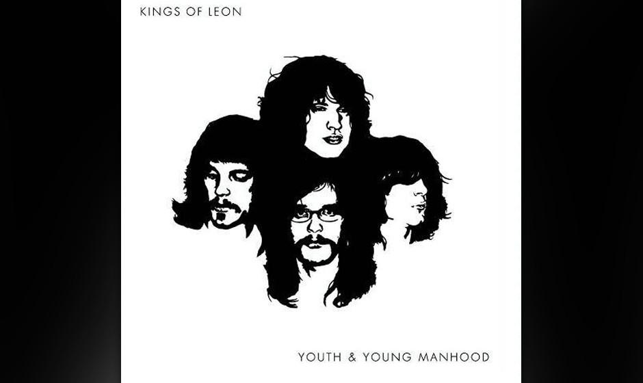 80. Kings of Leon, 'Youth and Young Manhood.'  Die 'Southern Strokes' begeistern mit schnellen, vom Schellenkranz angetreiben