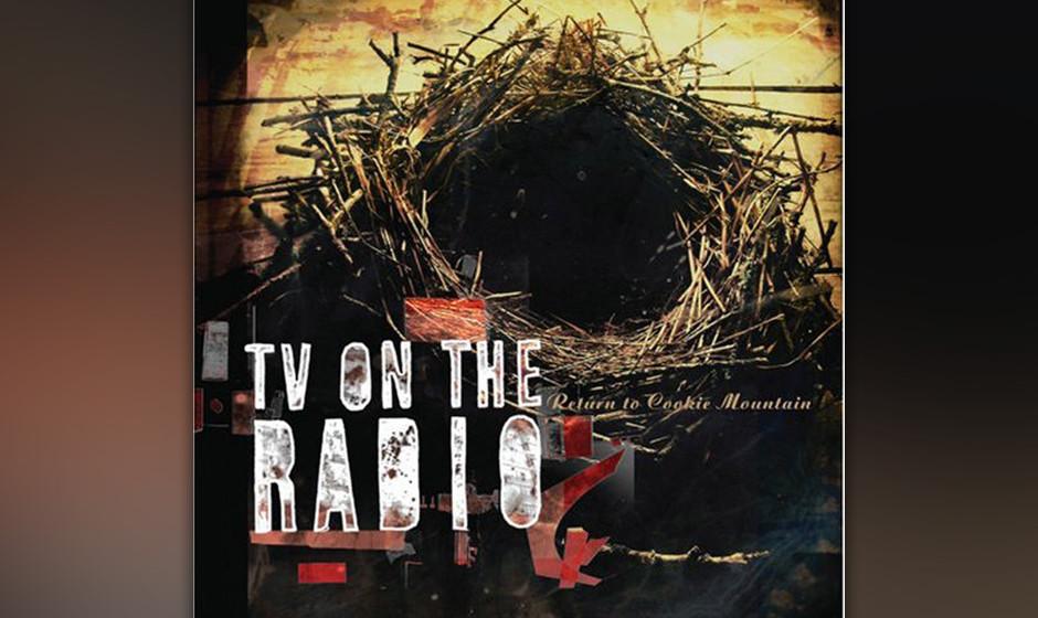 98. TV on the Radio, 'Return to Cookie Mountain'.  Grenzüberschreitend, eine Mischung aller Stile: Das zweite Album der grö