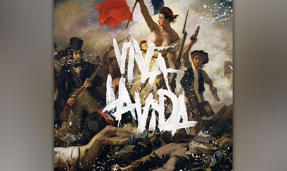 85. Coldplay, 'Viva La Vida'.  Das Ziel von Chris Martin und Kollegen: 'to be the Band That Matters Most.' Mit Album Nummer v