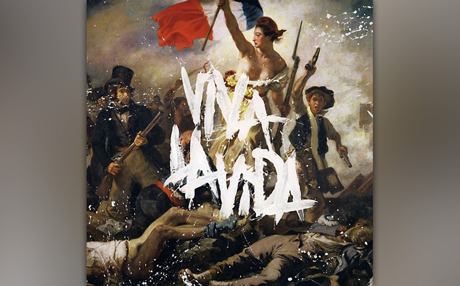 85. Coldplay, 'Viva La Vida'.  Das Ziel von Chris Martin und Kollegen: 'to be the Band That Matters Most.' Mit Album Nummer v