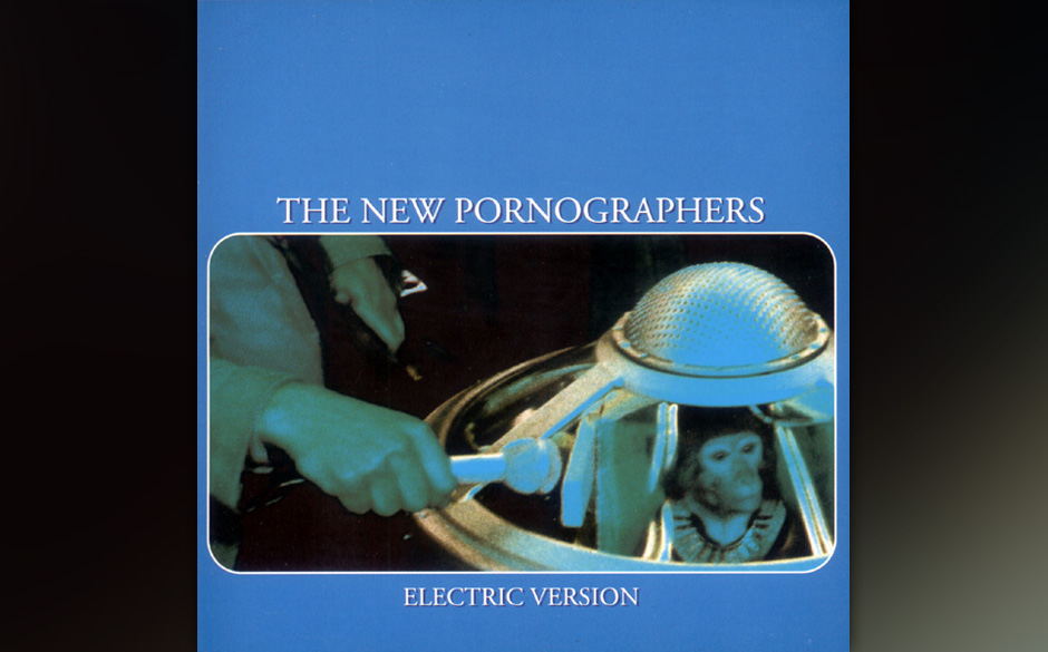 79. The New Pornographers, 'Electric Version'.  Das war nur in den 2000ern möglich gewesen: Ein Indie-Rock All-Star-Team. A.