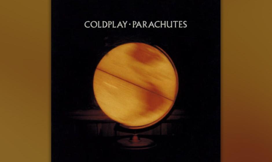73. Coldplay, 'Parachutes'.  Bereits Debütsongs wie 'Yellow' und 'Don't Panic' messen sich mit dem Breitwand-Sound von U2, a