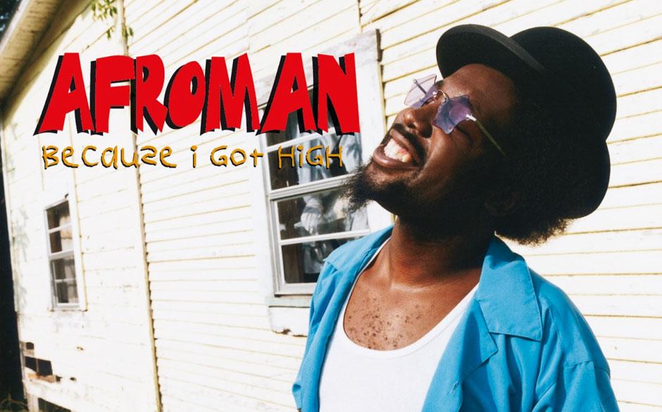 Because I Got High von Afroman (2001) Als Napster noch Stars schuf. Kevin Smith drehte mit seinen Figuren Jay und Silent Bob