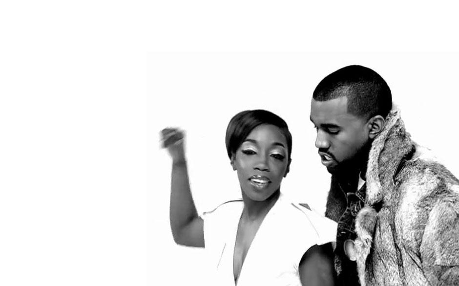 American Boy von Estelle feat. Kanye West (2008) Überraschend! Diese Nummer hat tatsächlich will.i.am produziert? Platz 5 i