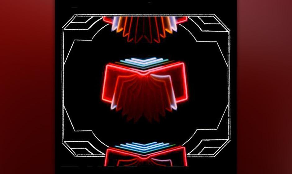 75. Arcade Fire, 'Neon Bible'.  Der Bombast des Debüts 'Funeral' wurde hier noch weiter entwickelt, aber in eine dunkle Rich