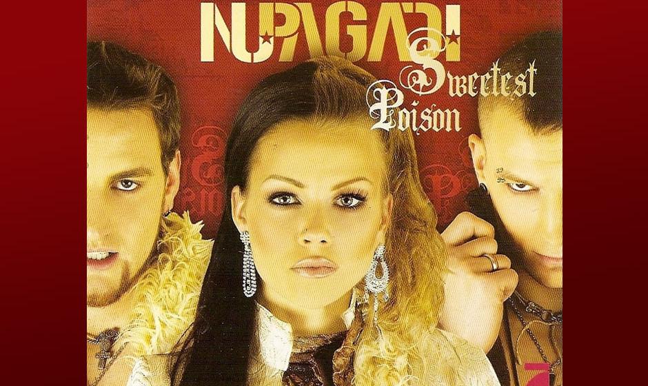 Sweetest Poison von Nu Pagadi (2004) Was war eigentlich 2004 los? Lauter Eintagsfliegen in den Charts. Nu Pagadi waren das wo
