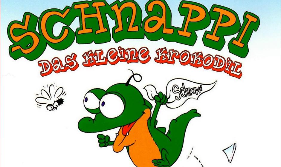 """Schnappi von Joy (2004) Auch wenn sich die zweite Single """"Ein Lama in Yokohama"""" ebenfalls in den Top 10 platzieren konnte"""