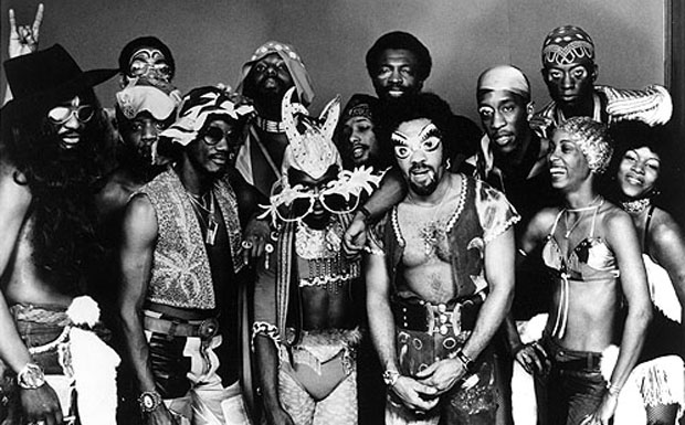 Parliament Funkadelic Promo-Bild