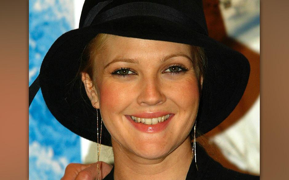 Drew Barrymore: Drei Engel f¸r Charly beim Foto-Shooting im Berliner Hotel Four Seasons