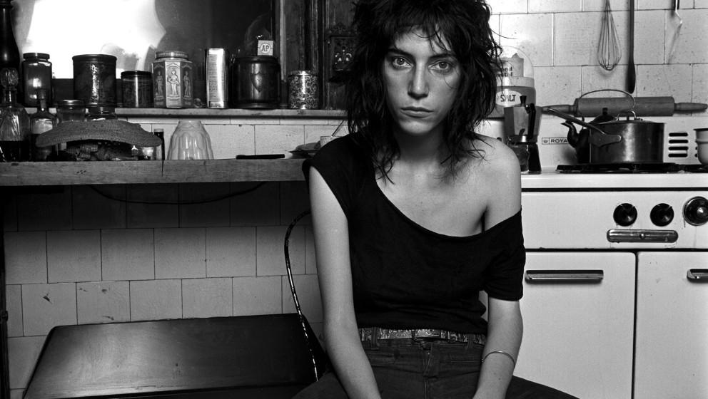 Platz 47: Patti Smith  Shirley Manson über Patti Smith: Ich war 19 oder so als ich zum ersten Mal eine Platte von Patti Smit