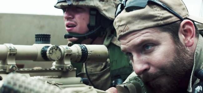 American Sniper: sechs Nominierungen, u.a. für Bradley Cooper, 'Bester Hauptdarsteller'