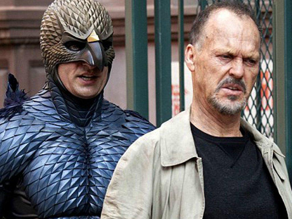 Birdman: u.a. 'Bester Film', 'Beste Regie', 'Bester Hauptdarsteller' (Michael Keaton)