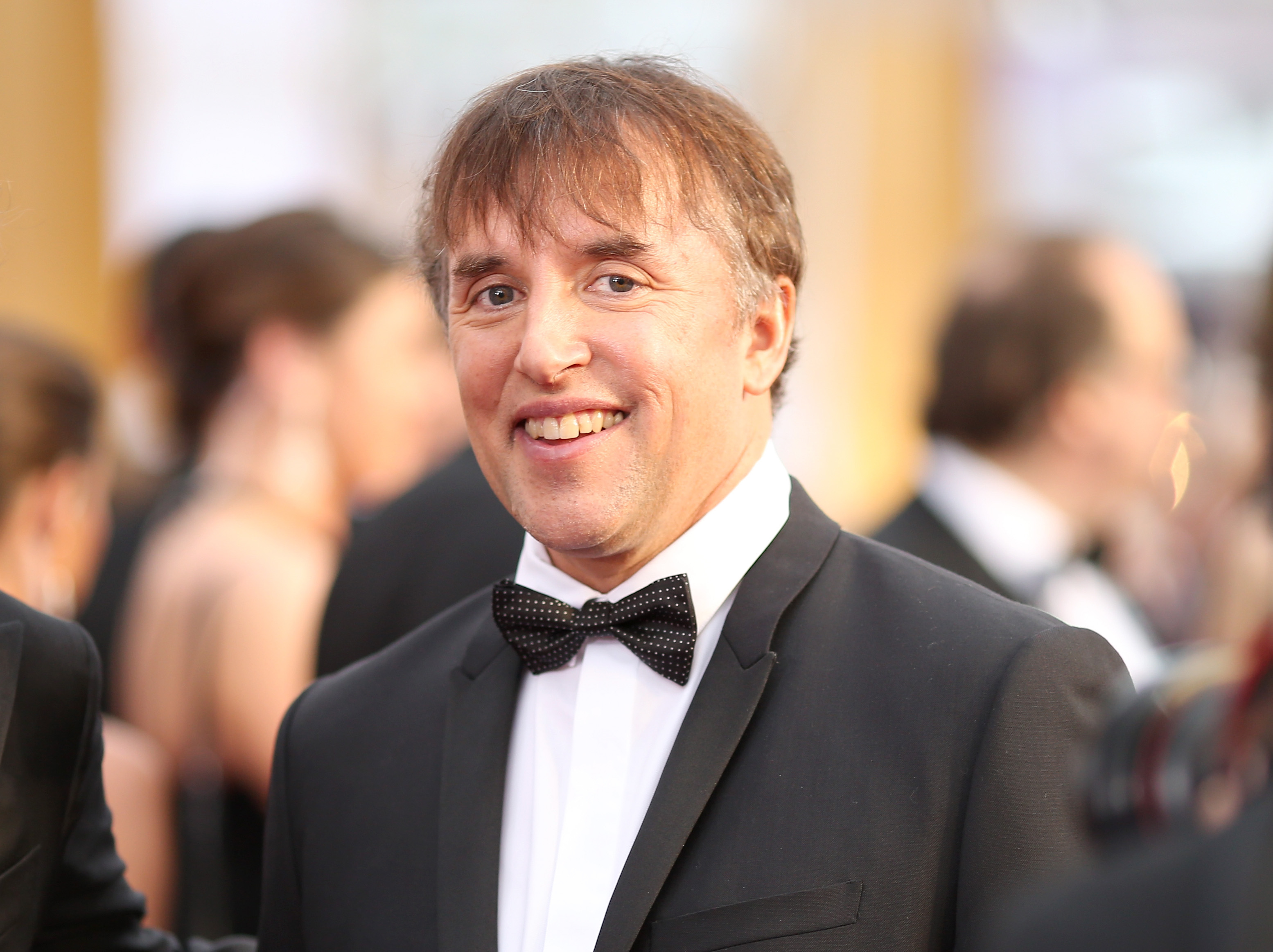 HOLLYWOOD, CA - FEBRUARY 22: Director Richard Linklater attends the 87th Annual Academy Awards at Hollywood & Highland Ce