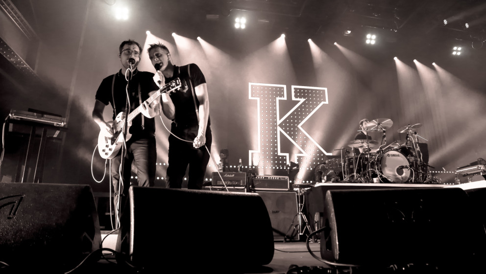 Kraftklub am 25.02. live im Palladium in Köln