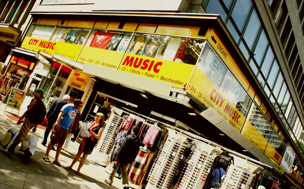 Berlin Music Store