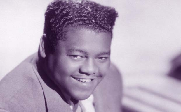 Fats Domino Blueberry Hill Artwork