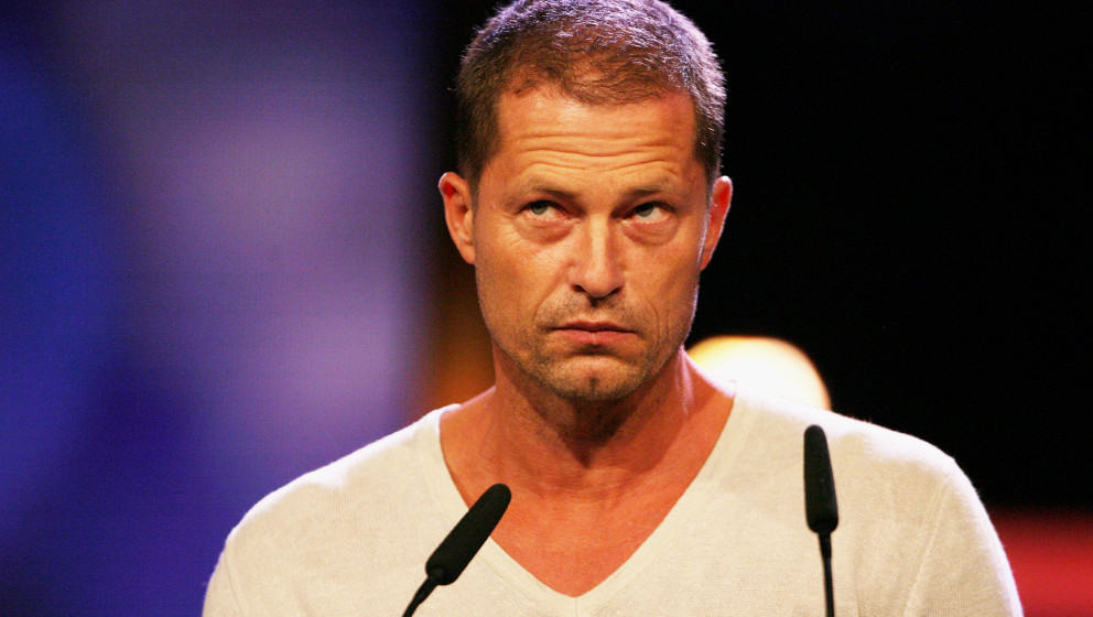 COLOGNE, GERMANY - OCTOBER 15:  Til Schweiger attends the 17th Annual of the German Comedy Awards at Coloneum on October 15,