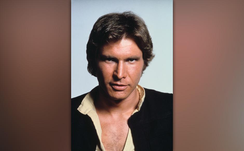 STAR WARS: EPISODE IV - EINE NEUE HOFFNUNGStar Wars: Episode IV - A New HopeUSA 1977George LucasHan Solo (HARRISON FORD)