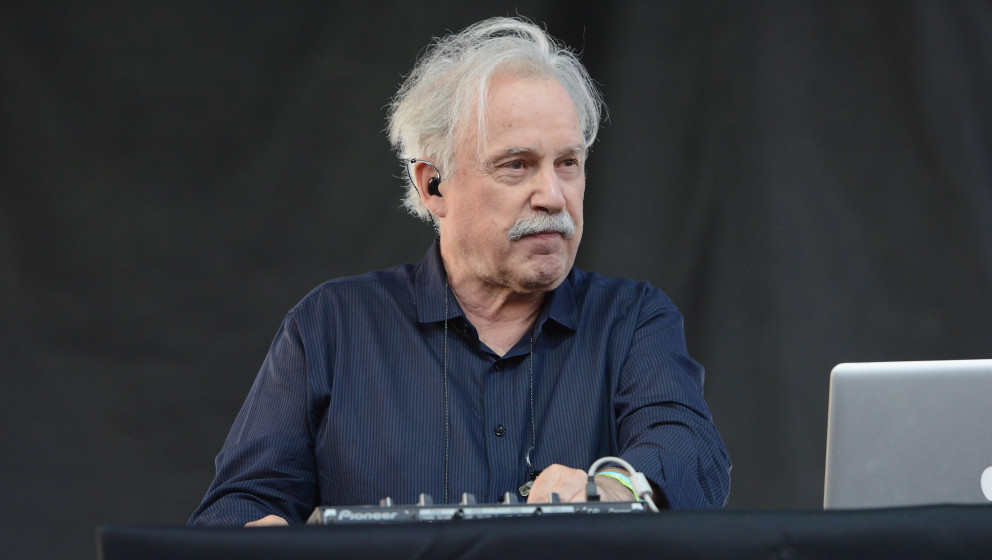 CHICAGO, IL - JULY 18: Giorgio Moroder performs during De Nolet presented by Ketel One Vodka, an official sponsor of the Pitc