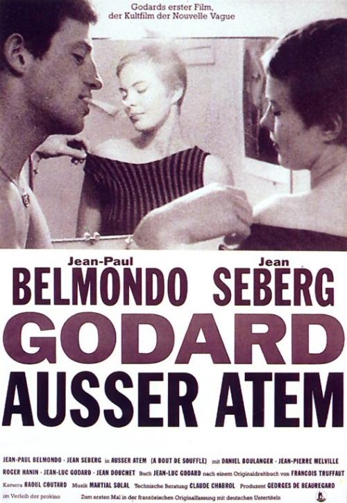 Außer Atem - Godard