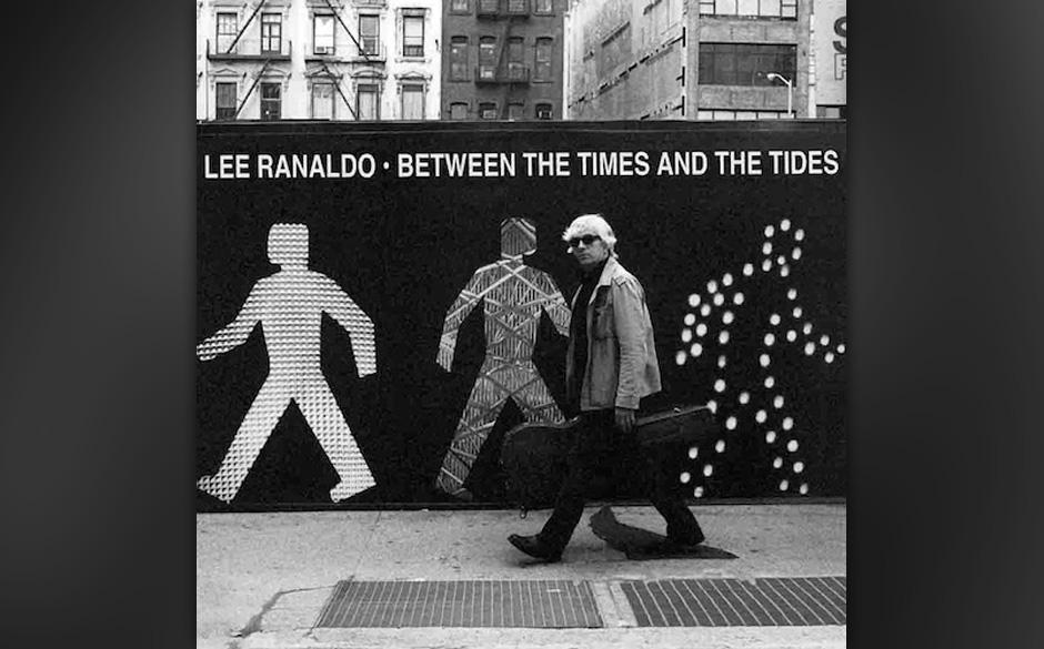 21. Lee Ranaldo - 'Between The Times And The Tides' Bisher hob Lee Ranaldo sich seine Songs immer für Sonic-Youth-Platten au