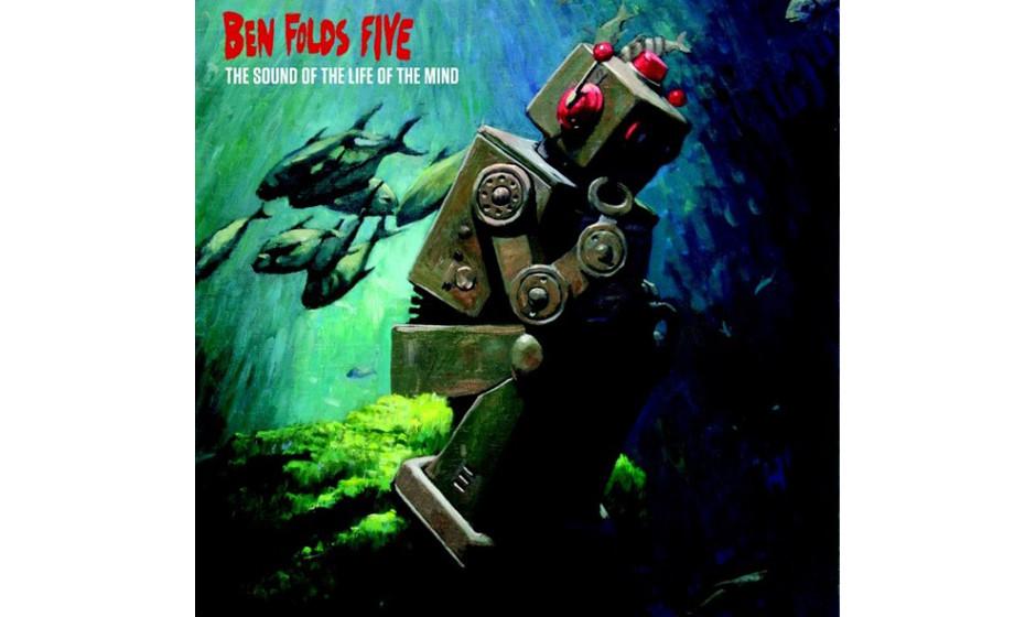 20. Ben Folds Five 'The Sound Of The Life Of The Mind' Dass Ben Folds ein begnadeter Songschreiber ist, war spätestens seit