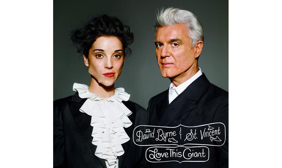 13. David Byrne & St. Vincent - 'Love This Giant' 'How Music Works' heißt David Byrnes neues schlaues und leider auch ein bi