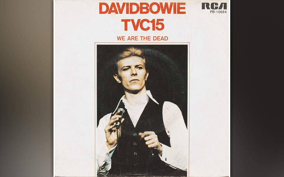 39. TVC 15.   Aus einem perfekt getimten Stimmengewirr, in dem jeder Ton mit jedem konkurriert, schält sich dieser Song übe