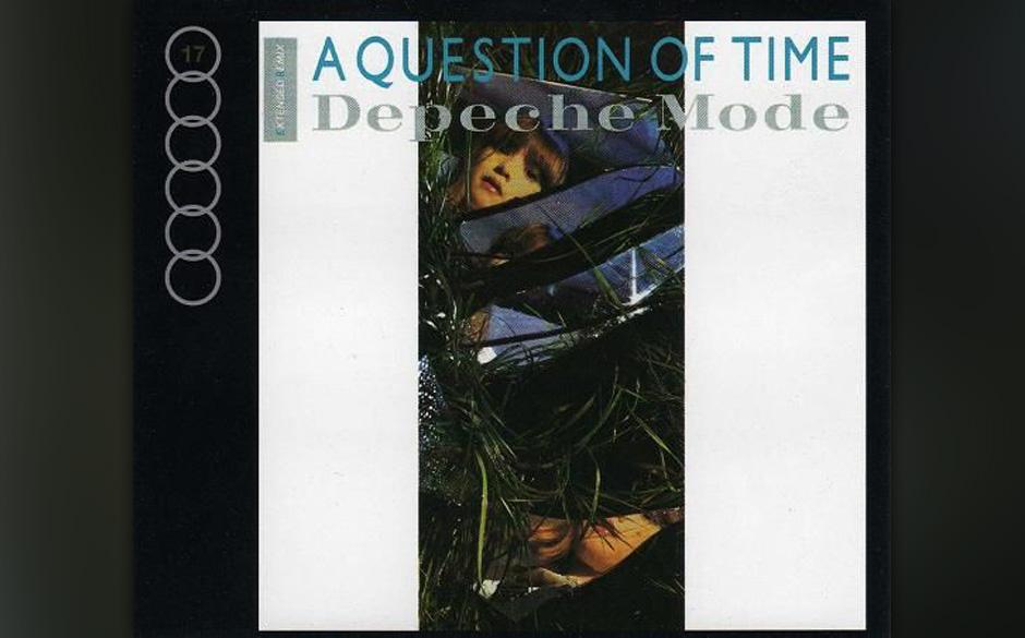 20. A Question Of Time. Der zweite 'Question'-Song auf 'Black Celebration' ist ein etwas zwielichtiges Stück: Geht es um Par