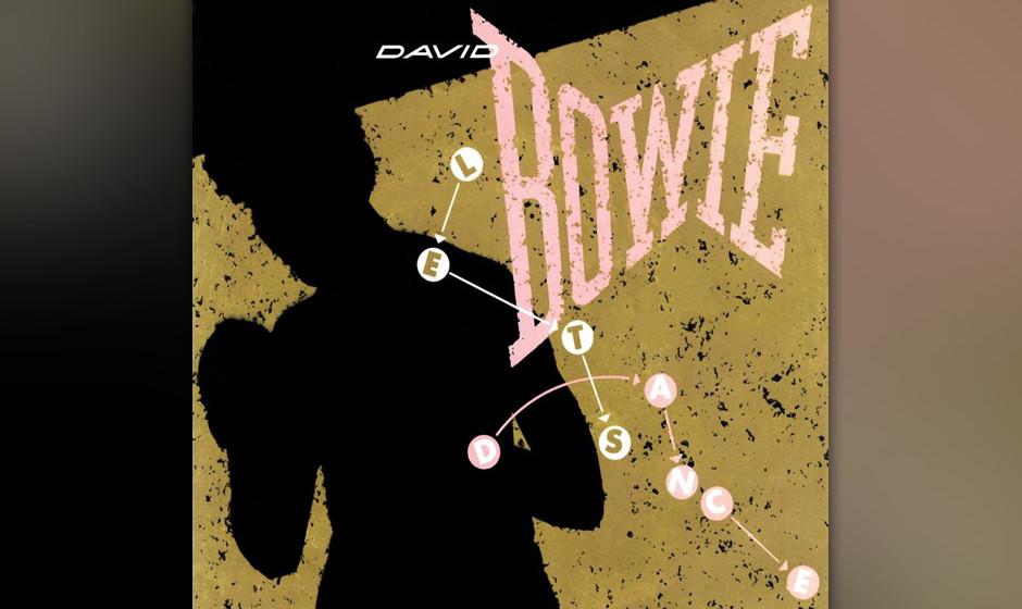 15. Let's Dance.  Ein weiterer Beleg dafür, dass Bowie meist so gut ist wie die Produzenten, mit denen er zusammen arbeitet: