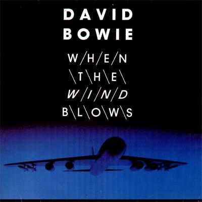 50. When The Wind Blows.  Zwar als Single veröffentlicht, aber auf keiner Bowie-Compilation: Dabei rührte der Sänger nie m