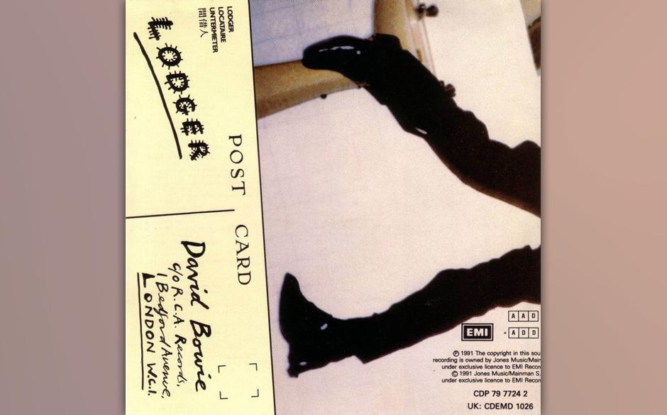 """59. Move On.  Reisefieber und Fernweh-Hymne auf einem Album voller Sperrgepäck: """"Move on"""" war eines der eingängigeren S"""