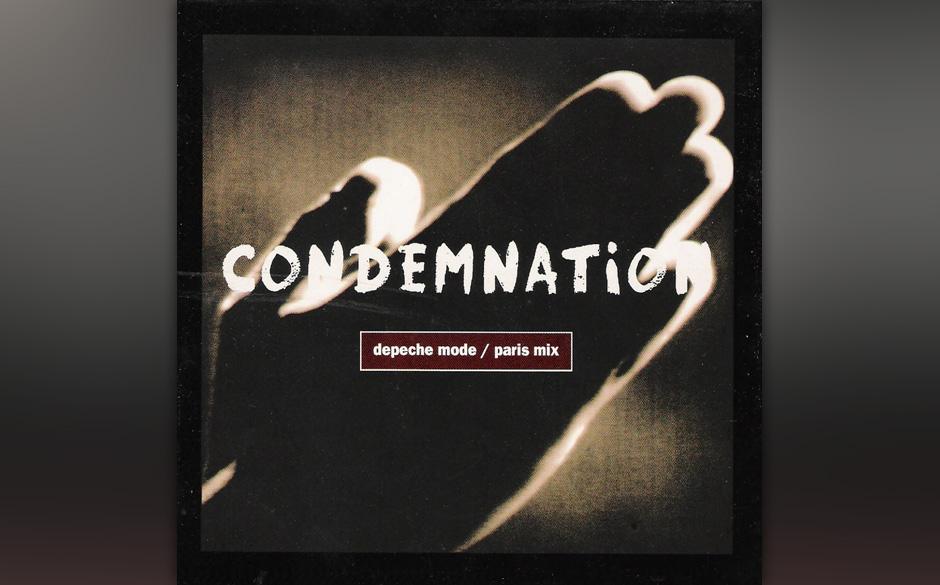 28. Condemnation. Ein Piano, ein flehender Dave Gahan,  eine erst schleppende, dann dringlicher werdende Melodie, dazu noch w