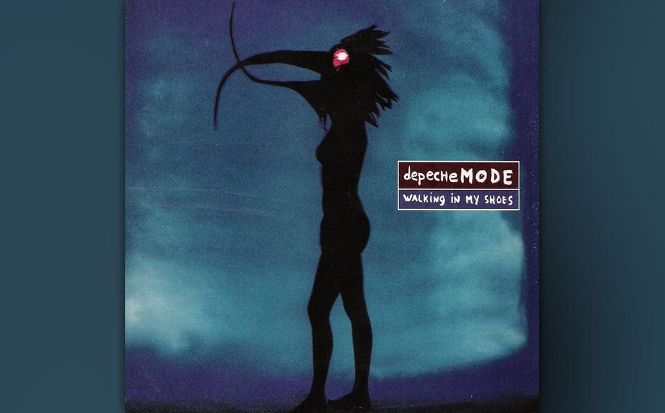 """8. Walking In My Shoes. Die nicht enden wollende Tournee nach dem erfolgreichen """"Violator""""-Album hatte Spuren hinterlasse"""