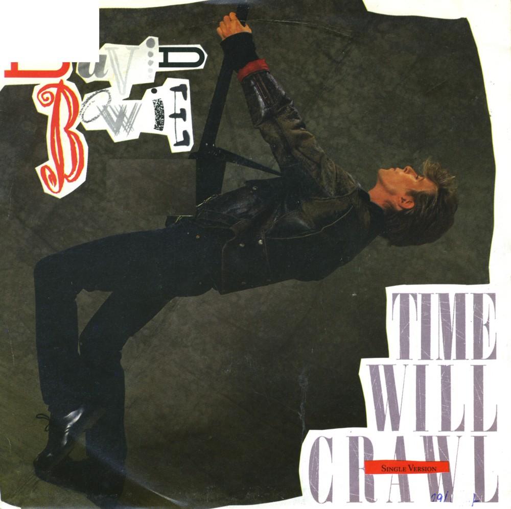 51. 'Time Will Crawl'.   Der 'MM'-Remix von 2003 ist der schwachbrüstigen Album-Version von 1987 überlegen (sie ist auch de