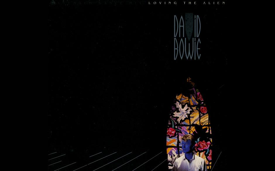13. Loving The Alien.  Eine Variation von Bowies Space-Topos und eine Friedensbotschaft in schwieriger Zeit: Nach E.T. und Na