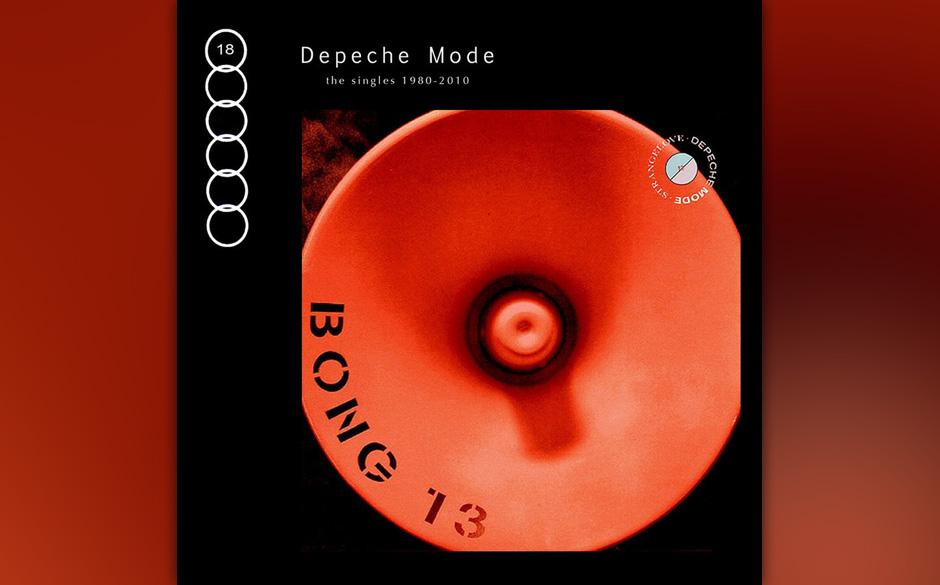 """18. Strangelove. Die erste Single-Auskopplung vom 1987er-Album """"Music For the Masses"""". Die düstere schwarz-weiße Atmosp"""