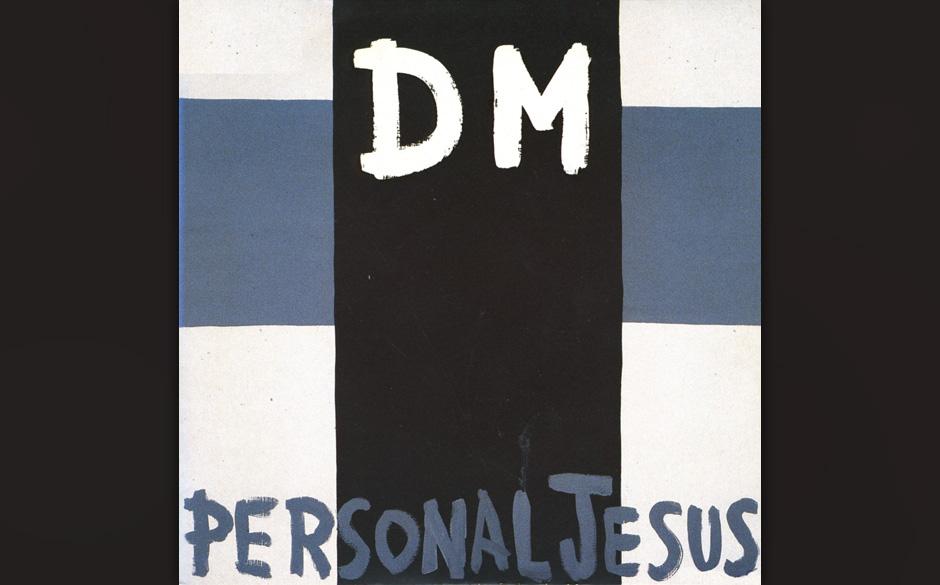 """1. Personal Jesus. Martin Gore schrieb den Song, nachdem er Priscilla Presleys Memoiren """"Elvis And Me"""" gelesen hatte. Ein"""