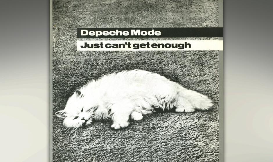 9. Just Can't Get Enough. Das erste Musikvideo von Depeche Mode - und wie harmlos sie damals aussahen! 1981 war das. Frisuren