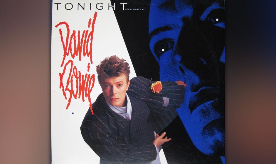 20. Tonight.  Eine der schönsten Bowie-Balladen ging mit den missgünstigen Kritiken für das Album unter.  Wenn man den Kü
