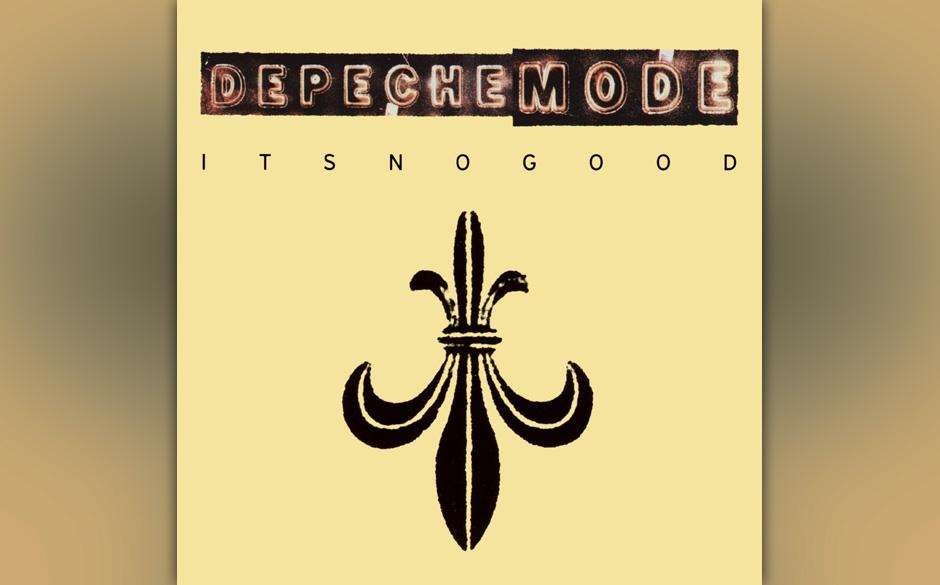 25. It's No Good. Die zweite Single des 'Ultra'-Albums war ein finsteres, fast trotziges Lied über die Unvermeidlichkeit der