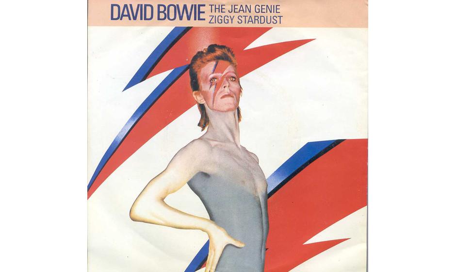 38. The Jean Genie.  Spielt überdeutlich auf den französischen Dramatiker Jean Genet an. Auf 'Aladdin Sane', knapp vor Ende