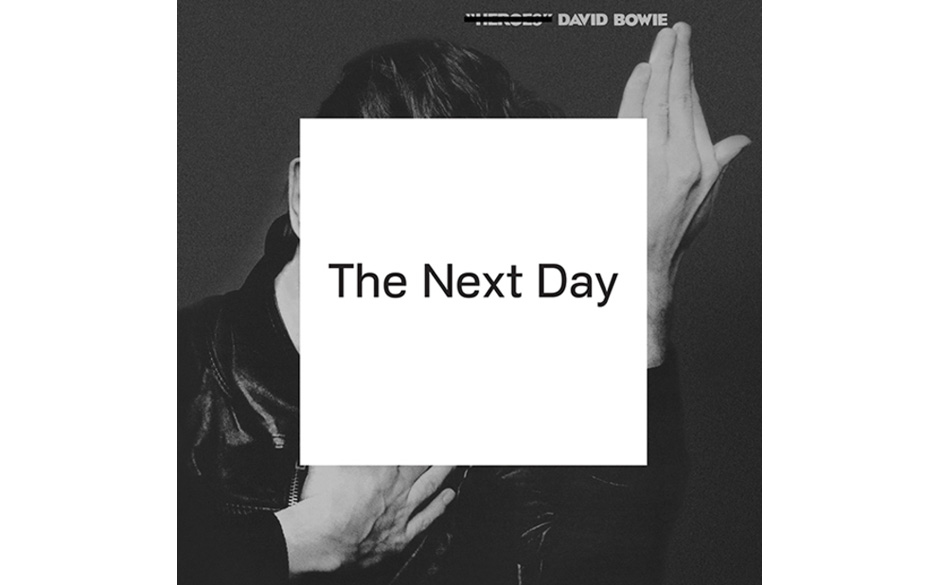 David Bowie - 'The Next Day' (08. 03.)