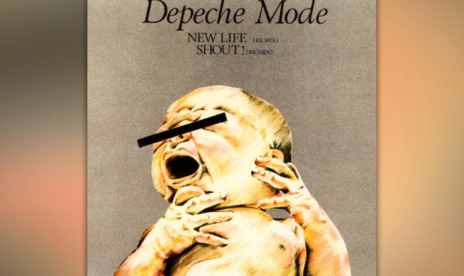 16. New Life. Die zweite Depeche-Mode-Single, von Vince Clarke geschrieben, erzählt zwar von einem neuen Leben, aber es schw