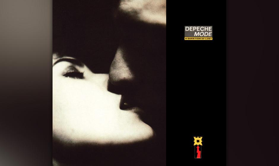 22. A Question Of Lust. Nach 'Somebody' die zweite Depeche-Single, bei der Martin Gore die Hauptrolle spielt. Die Zeitlupenba
