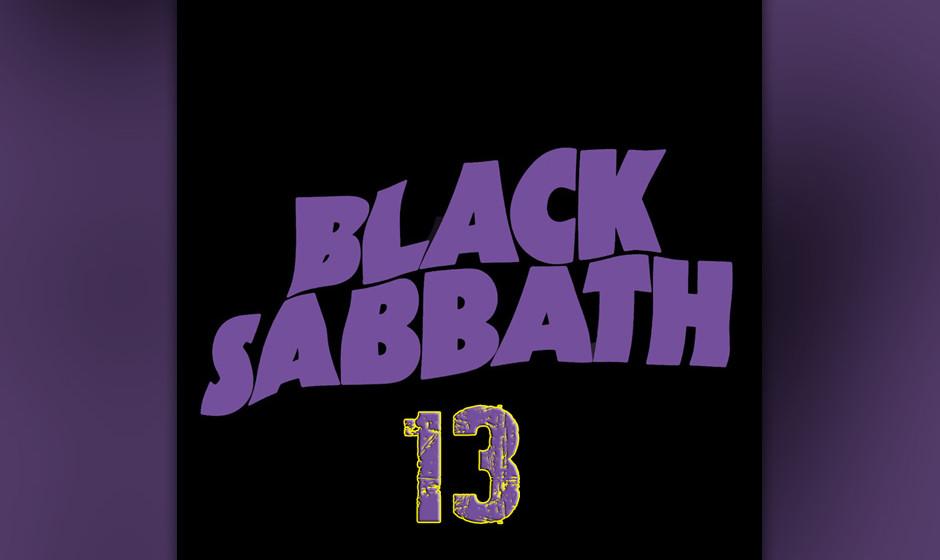 Black Sabbath - 13 (7.6.)