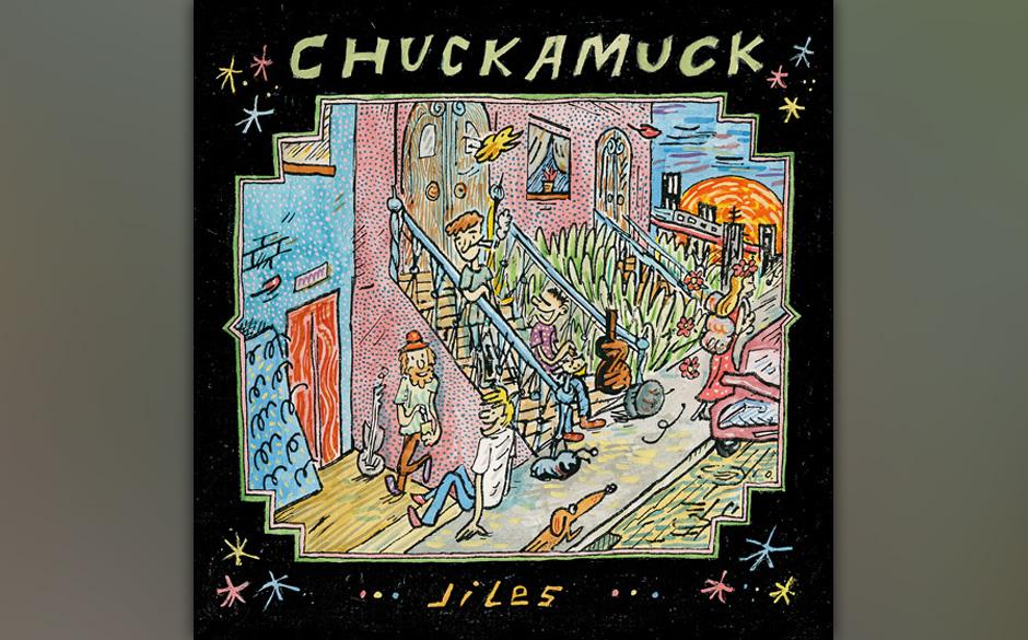 Chuckamuck - 'Jiles' (19.04.)